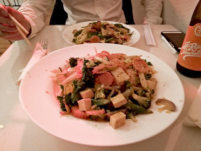 wegańskie restauracje we wrocławiu
