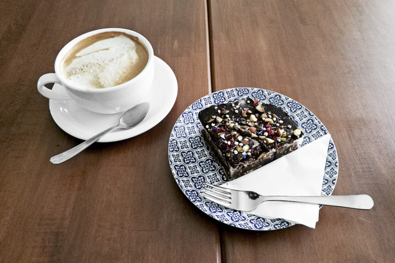 kawiarnia bez lukru