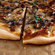 ciasto na pizze weganska