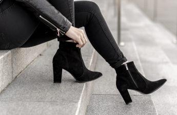 stylizacja z botkami