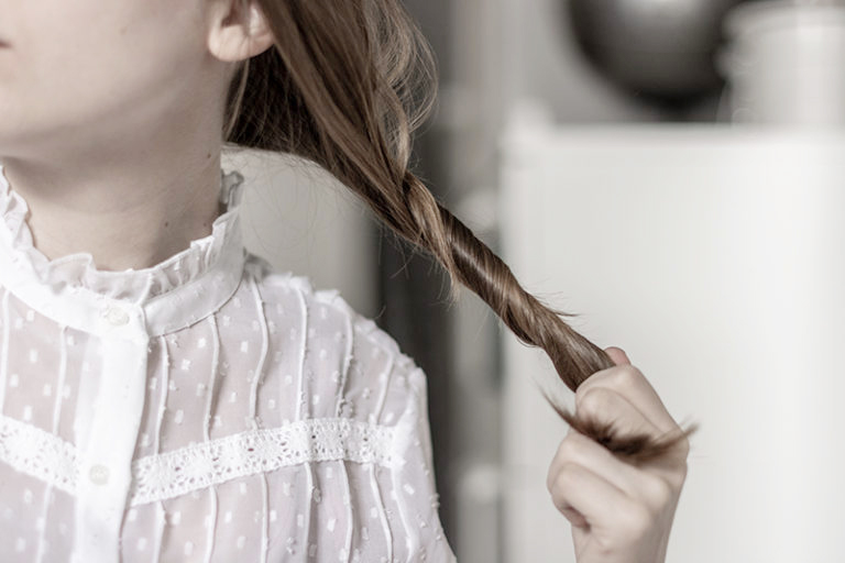 jak dbam o włosy