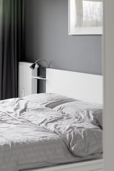 Minimalistyczna Sypialnia W Naszym Mieszkaniu Simplistic