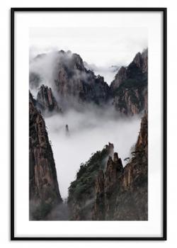 mgła nad huang shan