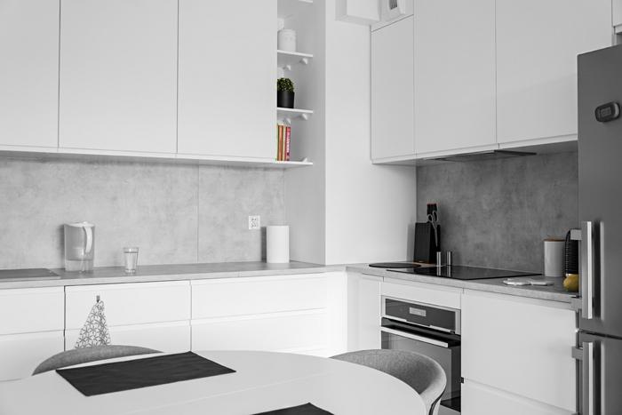 biała kuchnia ikea