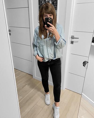 jesienna garderoba